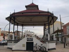 Reanimar os Coretos em Portugal: Montijo
