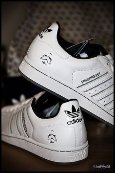 adidas originals star wars stormtrooper superstar ii