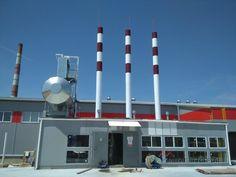 Паровые котельные Wind Turbine