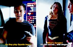 #Supergirl #Season2 #2x04