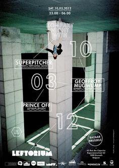 leftorium3 pierre rousteau poster by pierre rousteau