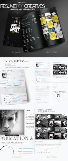 Best Infographic Resume Templates for You Inspiration, Resume - infographic resume builder