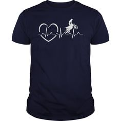 Limited Edition  Motocross Heartbeat