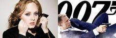 İngiliz şarkıcı Adele, son James Bond filmi 'Skyfall'un çıkış şarkısını söyleyecek.