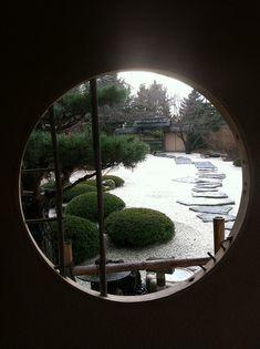 Japanese Garden at the Chicago Botanic Garden - Photo by David Greene