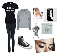 """Jane's outfit: chapter one"" by sarahope0214 on Polyvore featuring Monkee Genes, Converse, Tressa, Corrine Smith Design, CO and Polo Ralph Lauren"
