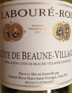Labouré-Roi from Cote de Beaune-Villages (100% Pinot Noir) £12.99 from Waitrose. Medium/powerful aromas and flavours if red fruit. Great example of an old world Pinot.