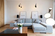 salon szara kanapa - Szukaj w Google