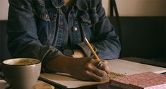 Person-Writing-With-a-Pencil Writing Workshop, Writing Skills, Writing A Book, Writing Tips, Madwoman In The Attic, Comparative Literature, Mindfulness Exercises, Self Publishing, Master Class