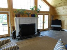 pole barn residential - Google Search   HOMES - METAL HOMES ...