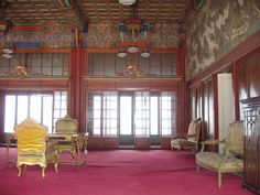 Huijeongdang (interior), Changdeokgung - Seoul, Korea - 昌德宮 - 維基百科,自由的百科全書