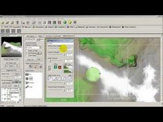 World Machine - Layout Generator for terrain modification - YouTube