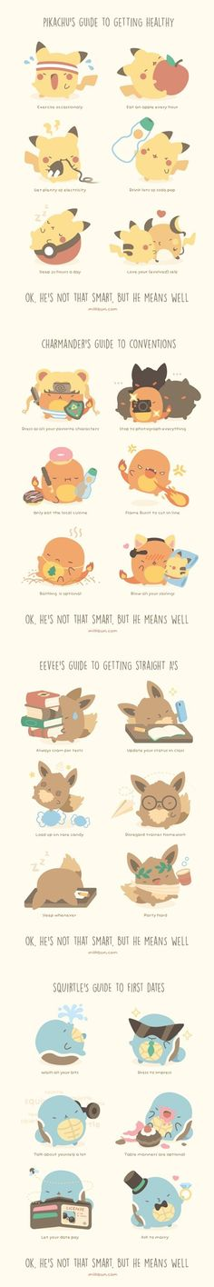 Pokémon Guides to Everyday Things http://chzb.gr/1TFO4hJ