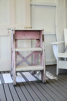 how to paint vintage furniture Next I use primer. It's rare that I don't use this step, this too I have learnt in my vintage furniture painting journey – I use and love Zinsser (purrlease I brush vacuum soap primer Apartment Furniture, Deco Furniture, Refurbished Furniture, Farmhouse Furniture, Upcycled Furniture, Unique Furniture, Shabby Chic Furniture, Rustic Furniture, Furniture Makeover
