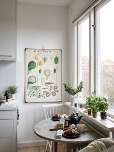 The 21 Best Small Kitchen Ideas of All Time - Apartment inspiration - Apartment Decor Little Kitchen, Eat In Kitchen, Kitchen Ideas, Kitchen Small, Kitchen Nook, Space Kitchen, Country Kitchen, Small Apartment Kitchen, Ideas For Small Kitchens