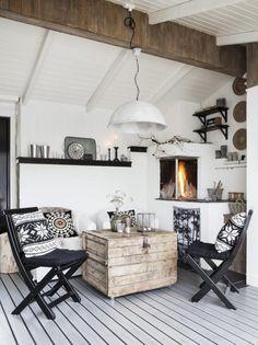RÚSTICO Y NATURAL... | Decorar tu casa es facilisimo.com