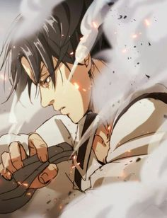 Really good detail and texture Levi | SnK