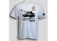 T-Shirt Tiger 506 / mehr Infos auf: www.Guntia-Militaria-Shop.de