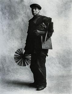 Penn, Irving Sweep, London, 195