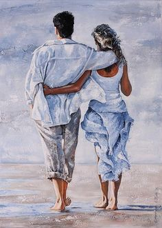 Memories Of Love by Emerico Imre Toth - Memories Of Love Painting - Memories Of Love Fine Art Prints and Posters for Sale