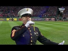 A Marine Left 30,000 People Speechless When He Did THIS. By 1:48, I Was In Tears! - LittleThings.com