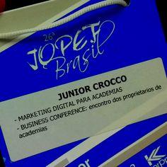 Acabou agora a palestra de Marketing Digital no Business Conference no Jopef. Mais de 100 pessoas!!!