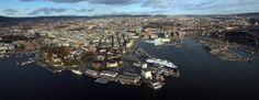 Oslo Cityscape