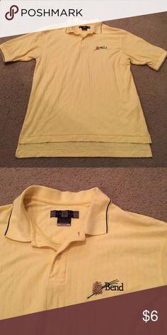 Golf Shirts - Nike golf shirt Mens yellow golf shirt. Nike Shirts Polos