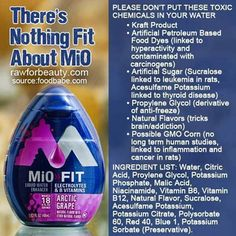 There's nothing fit about Mio!