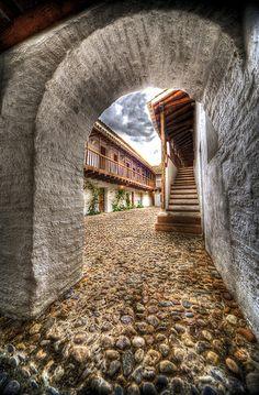 Un rincón cordobés. La Posada del Potro. CÓRDOBA, SPAIN Andalucia, Spain, Bricks, Cordoba Spain, Pretty, Tourism, Architecture, Sevilla Spain, Brick