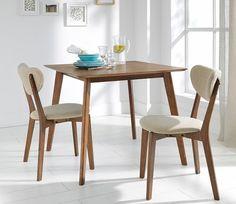 mesa de madera el corte inglés