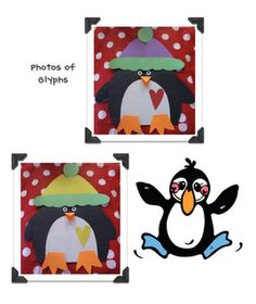 Penguin Glyph... love!