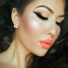 Be Matte Blush in Guava. Gorgeous #citycolorcosmetics