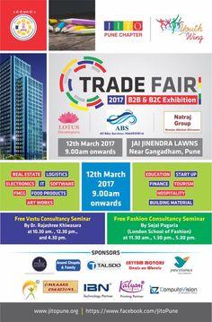 JITO Youth B2B and B2C Fair in Pune tomorrow.  Venue: Jai Jinendra Lawns, Gangadham, Pune