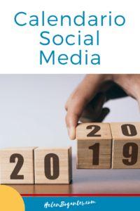 Calendario Social Media 2020 Comunity Manager, Management, Social Media, Blog, Socialism, World Teacher Day, Culture Day, Blogging, Social Networks