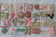 embroidery with embellishments