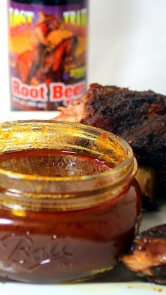 Inspired By eRecipeCards: Root Beer BBQ Sauce - Grilling Time 52 Small Batch Canning Ideas