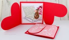 Sue's Stamping Stuff: House Mouse Monday Challenge #232-New --- Dearest One