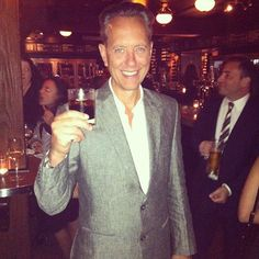 | TORONTO | Just had chat with the inimitable @RichardEGrant from #DomHemingway! #bucketlist #TIFF13