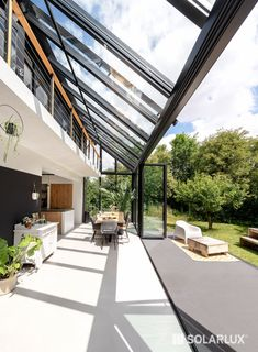 Box Design, House Design, Solar, Glass Boxes, Freundlich, Canopy, New Homes, Skylights, Extension Ideas
