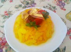 Gelatina con fruta vía @Diesalud