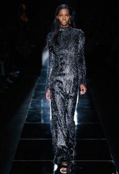 New Year's Eve Inspiration - Blumarine Fall Winter 2015/2016 Fashion Show #mfw