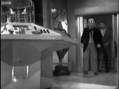 Possessed Susan attacks Barbara - The Edge of Destruction - Doctor Who - BBC