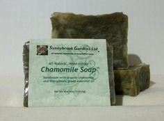 Citrus Sage Hand-milled Soap