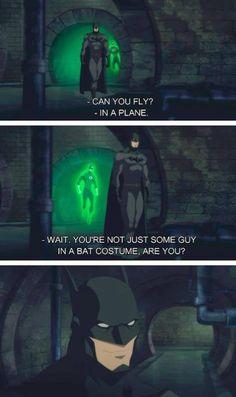 Shhh... Don't tell. #Batman  /  http://saltlakecomiccon.com/slcc-2015-tickets/?cc=Pinterest