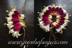 Floral Hair Accessories - a master class Wedding Hair Flowers, Bridal Flowers, Flowers In Hair, Nylon Flowers, Satin Flowers, Fresh Flowers, Flower Hair Accessories, Wedding Hair Accessories, Bridal Hairdo