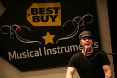 Gavin DeGraw Acoustic - Mix 100.7 Tampa Bay At-Work Radio Station