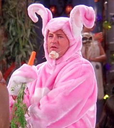 """The velveteen rabbit is white and brown!"" ""Well, it was either a pink bunny or no bunny at all!"" ""No bunny at all, always no bunny at all!"""
