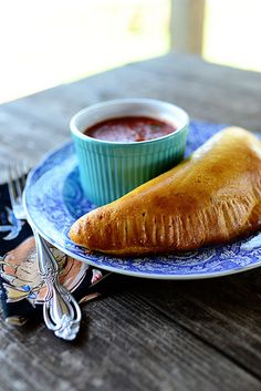 Super easy Calzones with a fabulous shortcut ingredient!