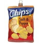 #Christbaumschmuck#Chips#